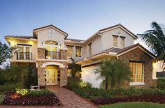 New Luxury Homes For Sale in Jupiter, FL   Jupiter Country Club - The Heritage Collection