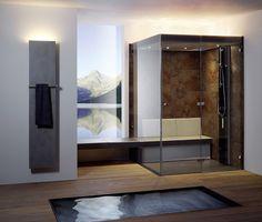 De primaire functie van sanitair is verschoven en lichaamsverzorging heeft een nieuwe dimensie gekregen. Wellness in de badkamer wordt steeds populairder!