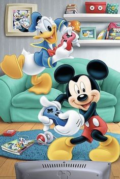 Wallpaper iphone disney mickey donald duck 28 Ideas for 2019 Arte Do Mickey Mouse, Mickey Mouse Cartoon, Mickey Mouse And Friends, Minnie Mouse, Retro Disney, Cute Disney, Disney Art, Mickey Mouse Wallpaper, Wallpaper Iphone Disney