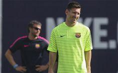 El conflicto entre Messi y Luis Enrique fue positivo +http://brml.co/1Lom9zA