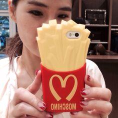 Moschino Iphone5 case