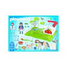 Playmobil 6147 Horse Paddock Superset