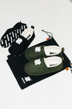 UNDEFEATED House Slippers