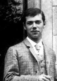 Tsarevich Nicholas Alexadrevich.