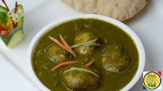 Mushrooms saag is a very popular dish , where the earthy flovours and the delcate flavours of the chaman gravy combines and becomes very rustic Mushroom cham. Mushroom Recipes, Vegetable Recipes, Curry Recipes, Vegan Recipes, Mushroom Curry, Curry One, How To Cook Mushrooms, Saag, Kitchens