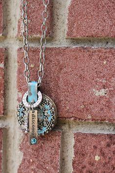 Discover Paris Necklace via Etsy