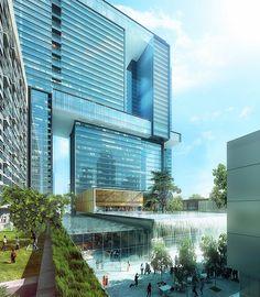 SOM : GT Land Hangzhou