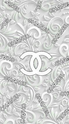 Badass Wallpaper Iphone, Bling Wallpaper, Silver Wallpaper, Computer Wallpaper, Cellphone Wallpaper, Textured Wallpaper, Wallpaper Backgrounds, Coco Chanel Wallpaper, Chanel Wallpapers