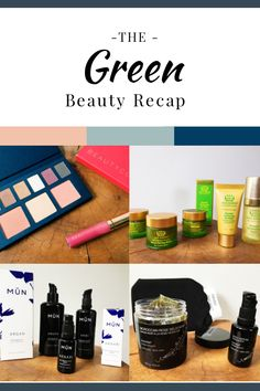 If you are looking for green beauty products or if you