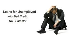 As being a reliable online direct lender, Credit Lenders is making further easier for unemployed people where they can borrow loans despite bad credit and no guarantor available. The Borrowers, People, Folk
