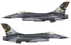 """Block 20 MLU (s/n c/n from """"Stingers"""" Belgian Air Force - BAF. Military Weapons, Military Art, Military Aircraft, Plane Drawing, Airplane Illustration, F 16 Falcon, Airplane Fighter, Aviation Art, Air Show"""