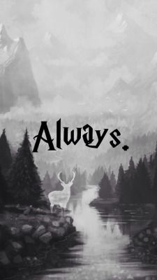 """After all this time?"" ""Always""."