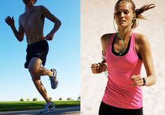 Похудение с помощью бега: техника бега, отзывы и