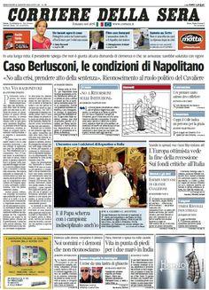 Il Corriere della Sera (14-08-13) Italian | True PDF | 44 pages | 14,02 Mb