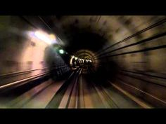 Metro Ride - Copenhagen