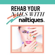 Here are 5 common nail concerns, reasons why they happen, and what you can do about them with a little help from #nailtiques