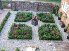 herb garden design some examples of herb garden design a basic formal herb garden design useful for anyone even a beginner take a geometric shape - Herb Garden Design Ideas