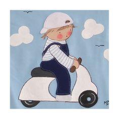camiseta-infantil-pintada-a-mano-personalizada-con-el-nombre-2.jpg (600×600)