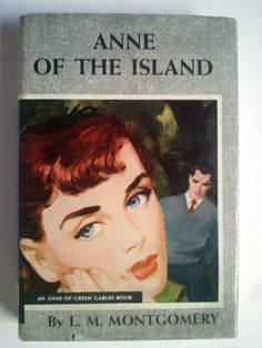 Vintage Copy- Anne of the Island- L.M. Montgomery- Anne of Green Gables-Grosset