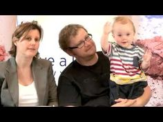 ▶ Xenca Talks to Associates Chris and Suzie Oulton with Baby Harry - YouTube