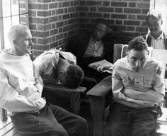 Husmeando por la red: 30 Terroríficas fotos de psiquiátricos y asilos del pasado.