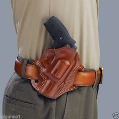 Galco-Combat-Master-Holster-Holster-for-S-W-J-Frame-Right-Hand-Tan-CM158