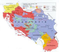 Eight Reasons Why Ukraine is New Yugoslavia