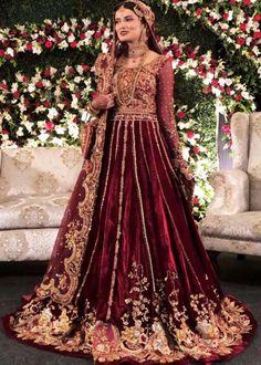 Asian Bridal Dresses, Latest Bridal Dresses, Asian Wedding Dress, Pakistani Wedding Outfits, Indian Bridal Outfits, Pakistani Bridal Dresses, Pakistani Wedding Dresses, Wedding Attire, Bridal Hijab
