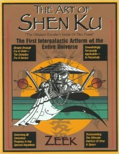 The Art of Shen Ku explores hundreds of topics from a broad spectrum of life situations, and gives ingeniously simple advice on how to cope with them, overcome them, use them, and benefit from them.