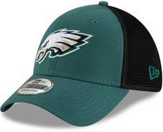 c16341a44 Adult New Era Philadelphia Eagles 39THIRTY Sided Flex-Fit Cap
