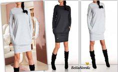 FALL  NEWS   Så er der flere nye lækre varer i shoppen   Hvad med denne skønne kjole? Fås i 2 faver. Pris kun 349,-  Se dem her: http://bellanordic.dk/product/kjole-373/   Se alle vores nyheder her: http://bellanordic.dk/category/nyheder-43/