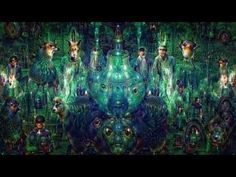 Space Deep Dream 360 Video Animation - YouTube