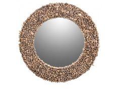 CH Furniture Driftwood Round Mirror £283.00