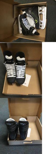 Ice Hockey-Youth 26342: Graf Supra 735 Ix Junior Sz. 1.5 Hockey Skate -> BUY IT NOW ONLY: $199.95 on eBay!