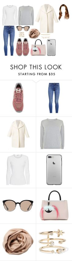 """""""Sin título #4779"""" by paula896 ❤ liked on Polyvore featuring New Balance, Levi's, Carven, Vince, James Perse, Balenciaga, Fendi, Brunello Cucinelli, Andrea Fohrman and Charlotte Russe"""
