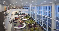 Jjames B. Hunt Jr. Library-North Carolina State University