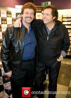 Jay and Jimmy Osmond
