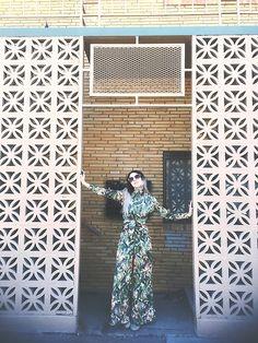 Get this look: http://lb.nu/look/8651797  More looks by Azarah Eells: http://lb.nu/elizamoonbeam  Items in this look:  No Tag Vintage Tropical Patterned Jumsuit   #bohemian #retro #vintage #1970s #vintagejumpsuit