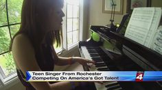 Teen singer from Rochester competing on 'America's Got Talent' | Entertainment  - Home
