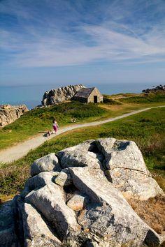 un petit séjour sur une autre ile : Guernsey