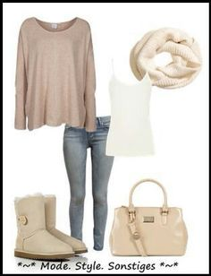 School / fall outfit