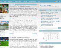 Stitches WordPress Theme