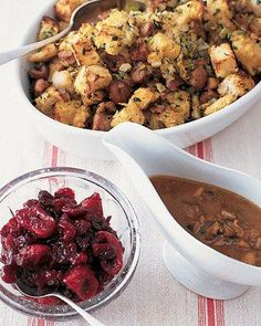Cranberry Sauce with Dried Figs Recipe