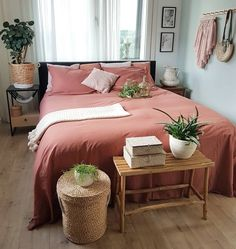Cool Catchy Bohemian Bedroom Design And Decoration Ideas Home Bedroom, Bedroom Decor, Modern Bedroom, Bedroom Ideas, Bedroom Makeovers, Kids Bedroom, Master Bedroom, Bed Design, House Design