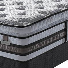Serta Perfect Day iSeries (Ceremony SPT) Merit Super Pillow Top Mattress (Queen)