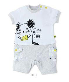 Baby Boy romper from miniklub