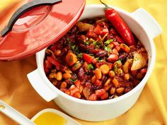 Chili sin carne 2 - Reseptit