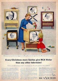 RCA Victor ad, December 1955