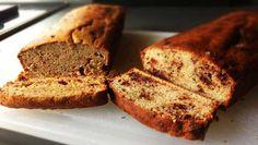 Paleo Bananenbrot ohne Nüsse: saftig, locker und süß - so muss das sein. ✓Glutenfrei ✓Getreidefrei, ✓Laktosefrei ➤ Bananenbrot in seiner besten Form.