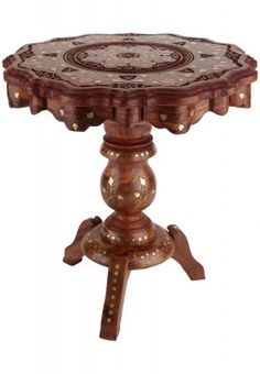 Jabong Home Style - An artistic side table!